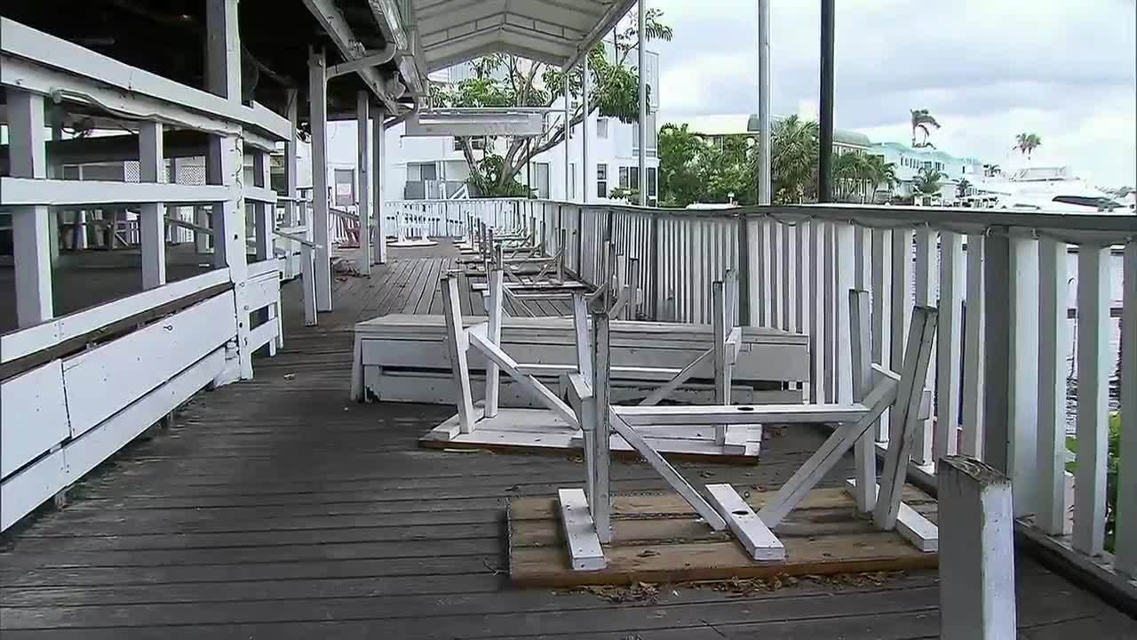 Fort Lauderdale S Bahia Cabana Struggles To Reopen After