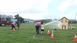 Key Largo students have fun while learning about fire prevention