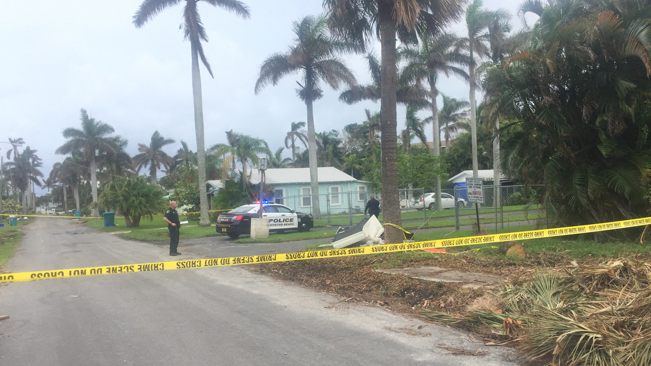 Palm Beach County Deputy Used Work Issued Gun To Shoot