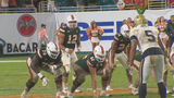 Hurricanes remain No. 8 in AP poll
