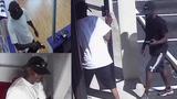 2 men seen on surveillance video robbing Metro PCS store