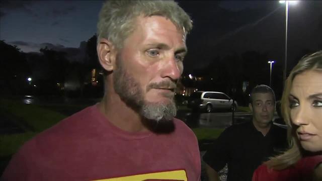 Travis Wilson, homeless Navy veteran who helped driver after crash