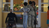 Grieving family says final goodbye to Sgt. La David Johnson