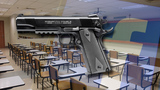 Students miss school after teacher posts 'I'm buying a gun'