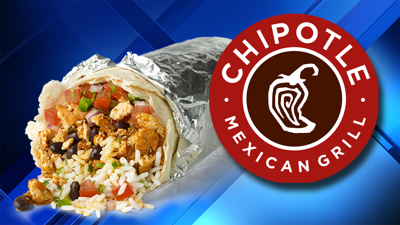 Chipotle offering $3 burritos on Halloween
