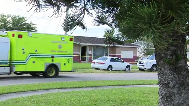 Woman shoots 24-year-old son at northwest Miami-Dade home,...