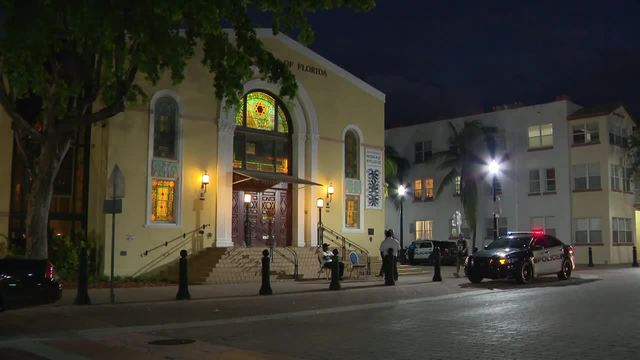 Video Thumbnail For College Student Questioned Over Threats At Jewish Museum In Miami Beach