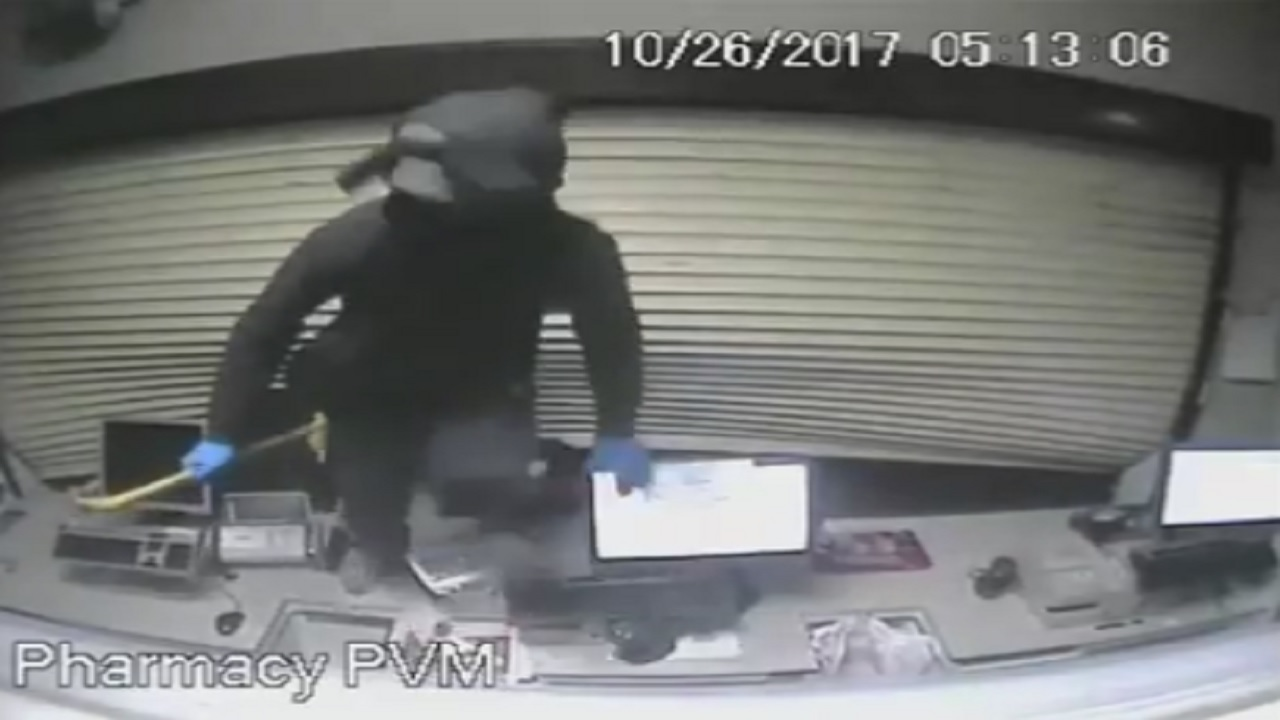 2 men steal $4,100 worth of opiates from Weston pharmacy,...