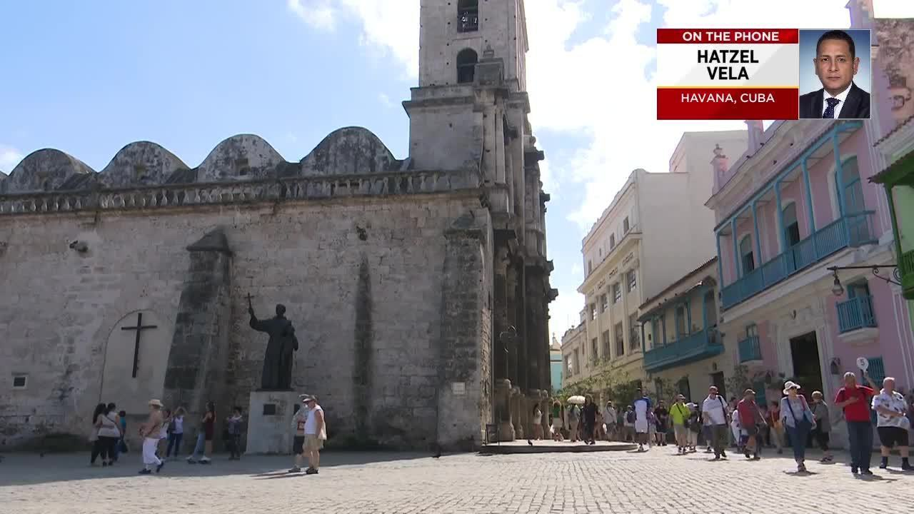 Us Takes Steps To Make It Harder For Americans To Visit Cuba