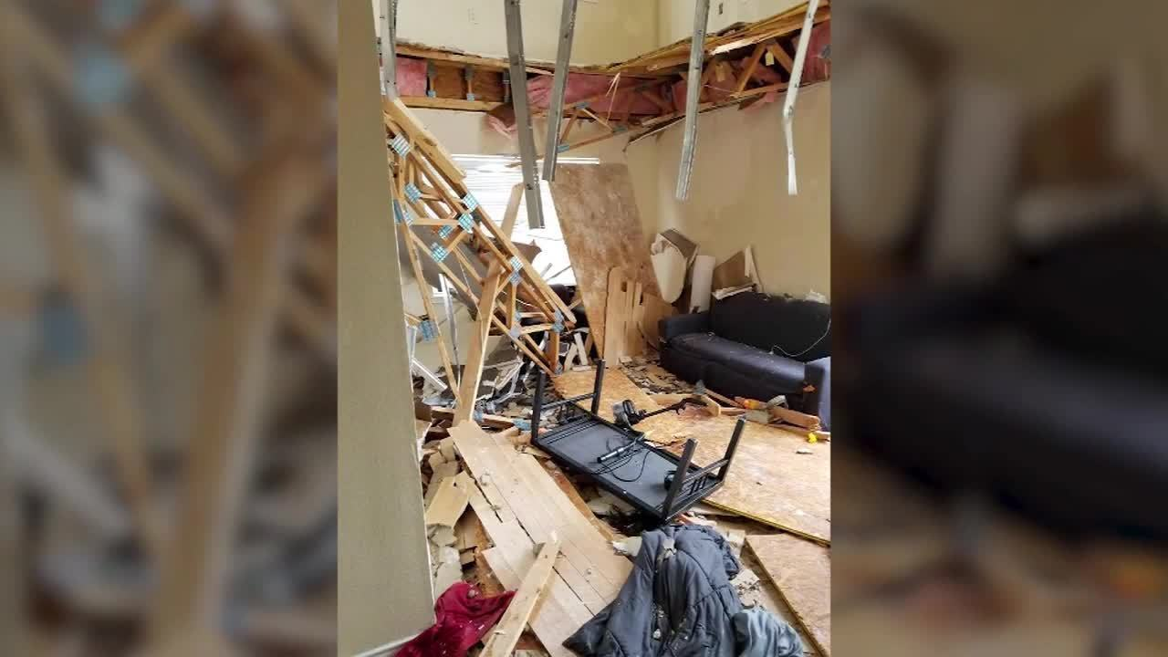 Video College Party Turns To Terror After Floor Collapses