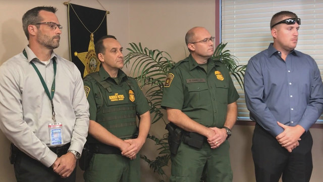 FEDS AT PBSO CONFERENCE