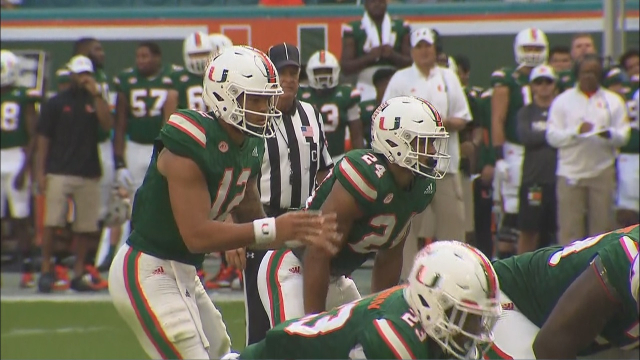Will Manso Hurricanes Show Championship Resiliency