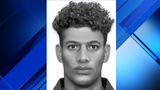 Miami-Dade police release sketch of man who raped woman in car