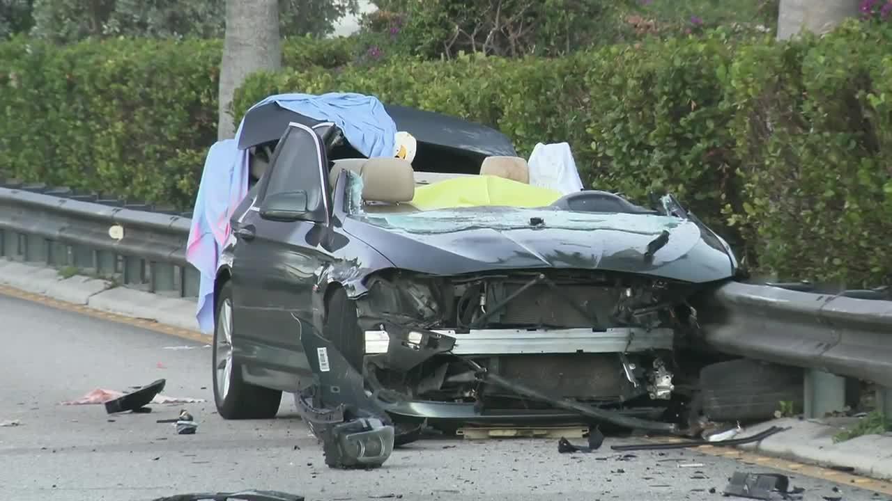 Teen Killed In Car Crash Florida November