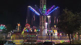 People stuck on carnival ride 70-75 feet in air in Hallandale Beach