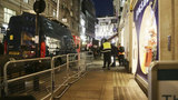 Police respond to 'shots fired' at London's Oxford Circus