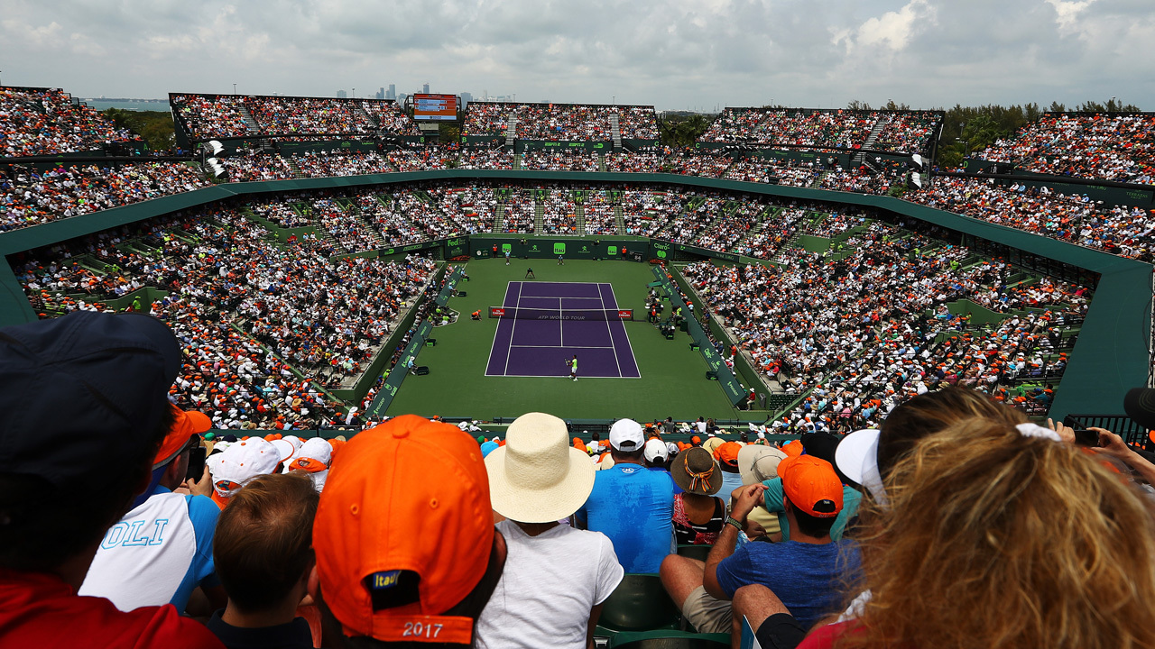 Miami Open Tennis Tournament To Leave Key Biscayne Move To