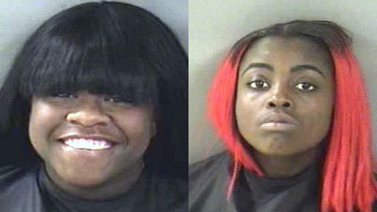 f66855d0 Florida shoplifting suspects found wearing only bras, panties,...