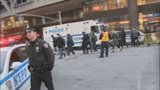 Police respond to reports of explosion in New York