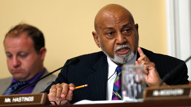 U.S. Rep Alcee Hastings faces ethics violations over relationship with staffer
