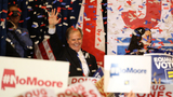 Democrat Doug Jones wins in stunning Alabama upset