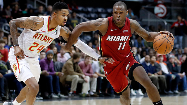 Heat players remain quiet about Waiters' suspension