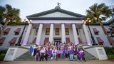 Advocates for Alzheimer's patients are set to participate in a 'Rally in Tally'