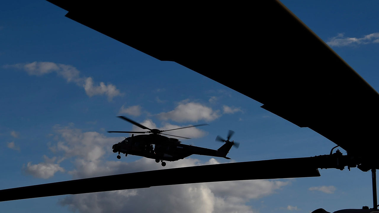 Helicopters flying over Broward as part of tactical training