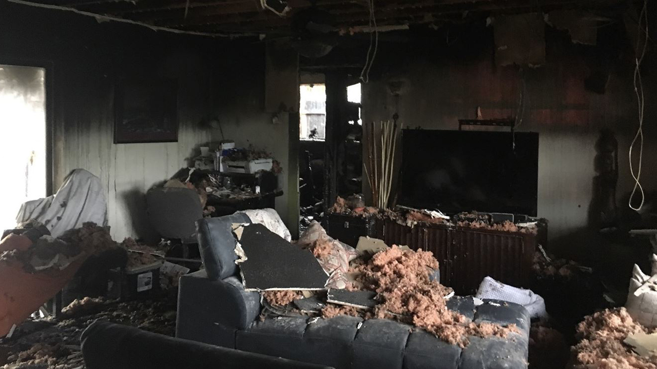 Dog Dies In Lauderdale Lakes House Fire
