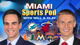 Miami Sports Pod - The Dolphins... yes, the DOLPHINS... are 3-0