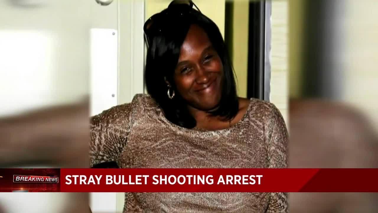 Miami Gardens police arrest man in stray-bullet killing