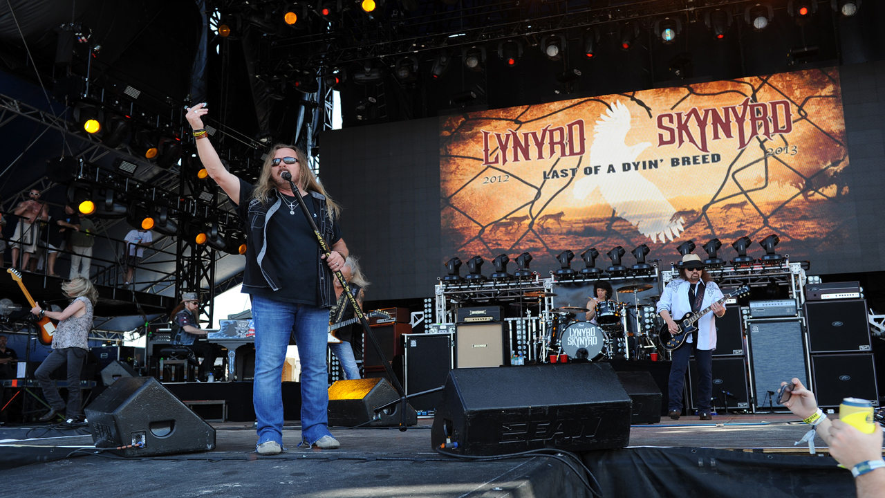 Lynyrd Skynyrd Farewell Tour To Begin May 4 In West Palm Beach