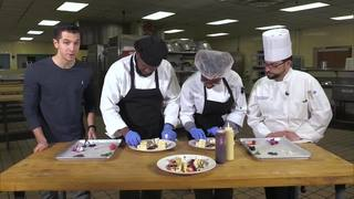 On The Road for SoFlo Taste: Hunter cooks at Lindsey Hopkins