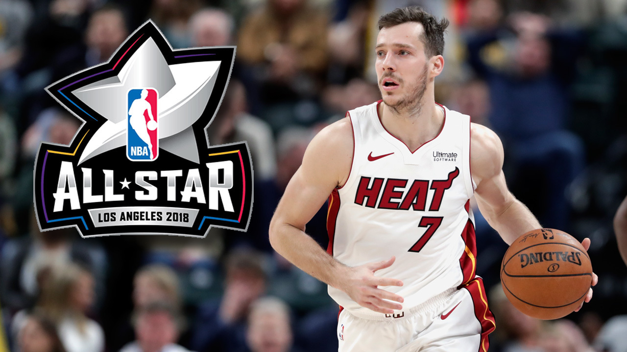 9429ec3ee75 Heat s Goran Dragic added to NBA All-Star Game