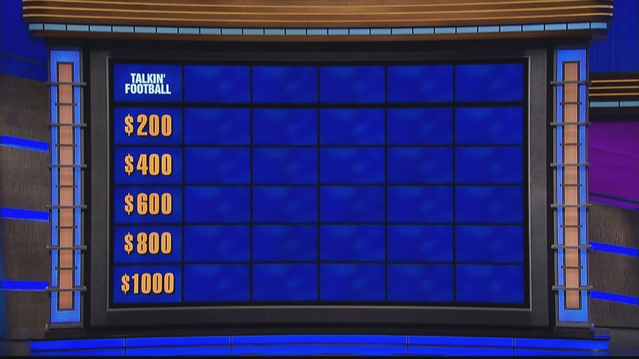'Jeopardy!' trolls Browns after contestants fail miserably in football category