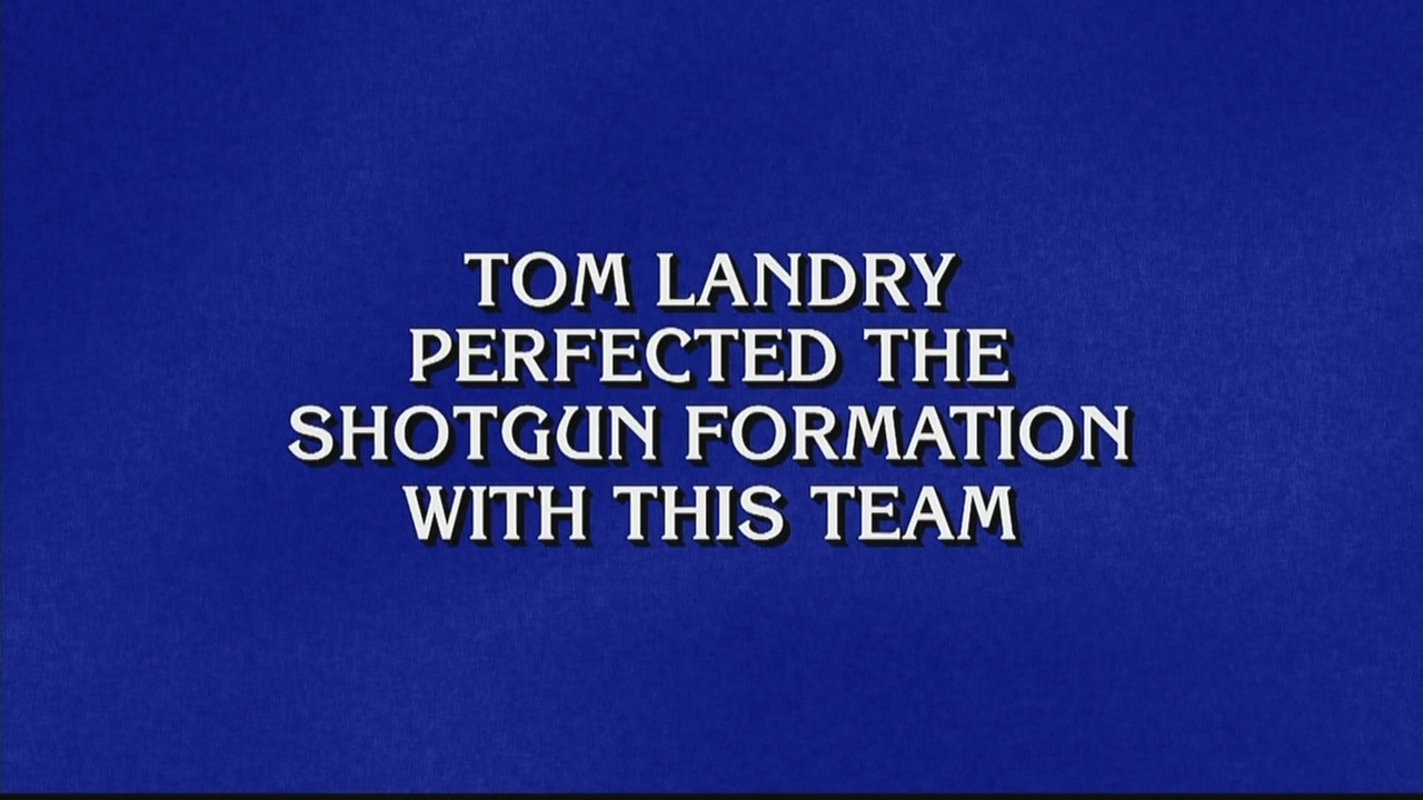 Jeopardy! Takes Shot At Browns With NFL Themed Tweet