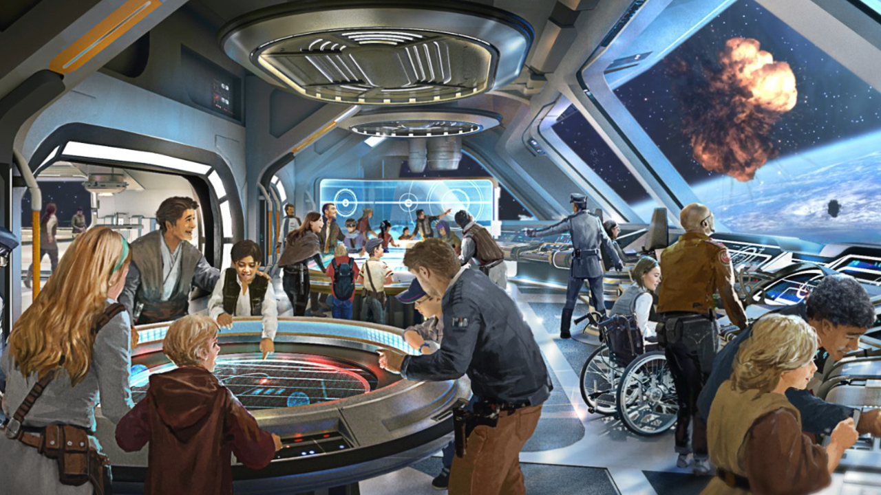 Disney World Releases New Star Wars Themed Hotel Details