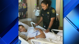 BSO deputy remains connected to Parkland shooting survivor