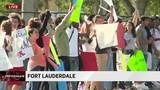 Students in Fort Lauderdale call for safer schools