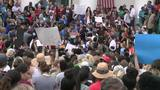 Angry students swarm into Florida Capitol&#x3b; demand new gun laws