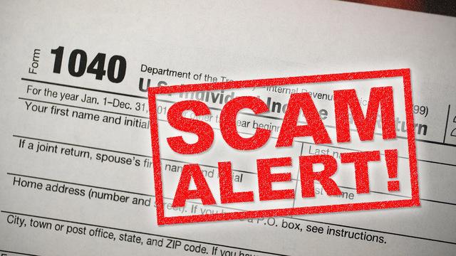 Irs Scam Alert Erroneous Refunds Fake Calls Wheeler Accountants