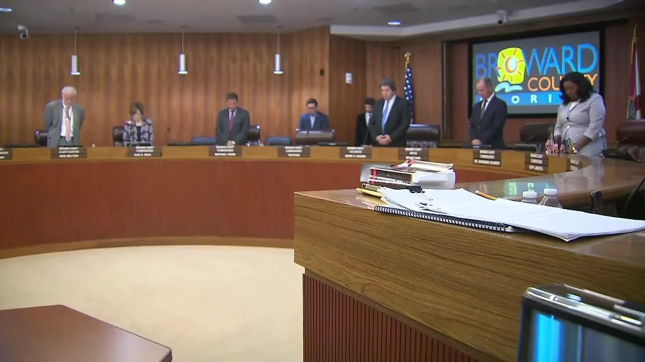Central Office Board Room In Douglas County School System