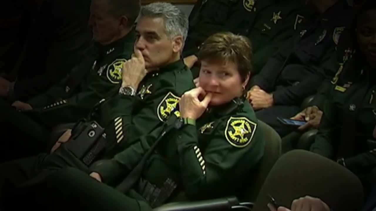 Actions of Parkland commanding officer under scrutiny after