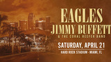 Win tickets to see Eagles and Jimmy Buffett in concert