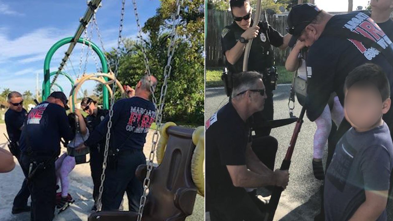 Florida man rescued after getting stuck in deep well in Deland