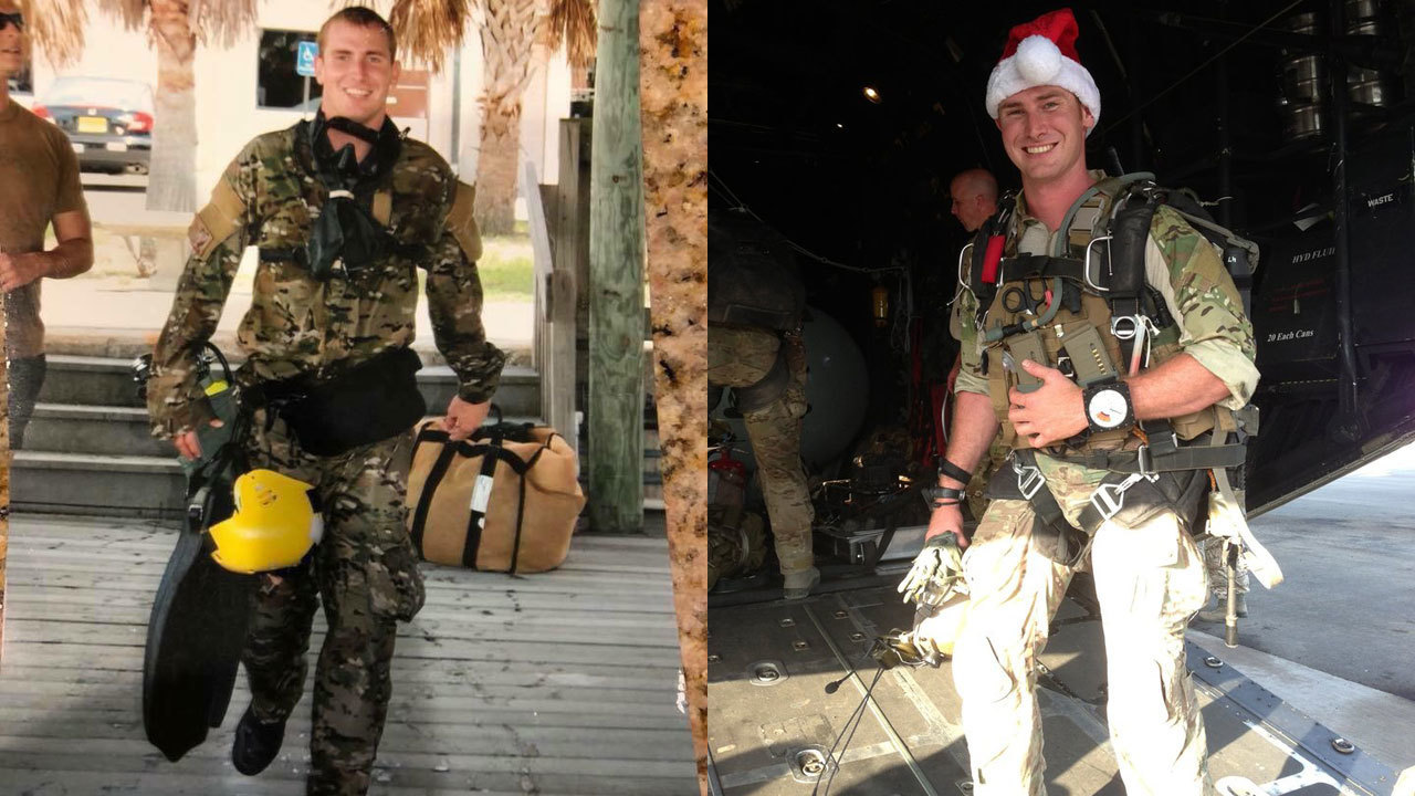 Pinecrest Air Force Staff Sgt. killed in Iraq remembered as 'amazing'