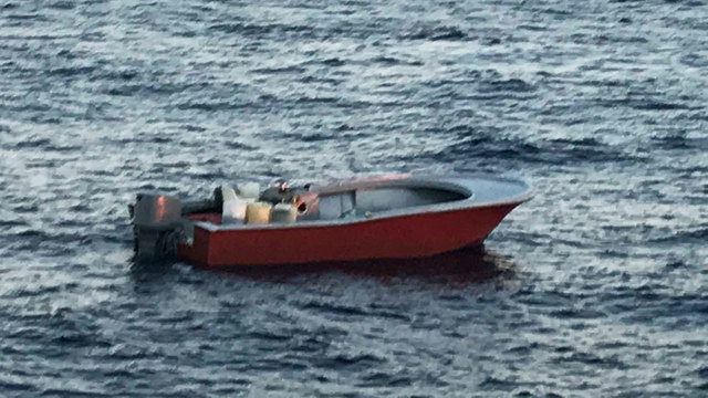Coast Guard intercepts migrants from Sri Lanka near Florida