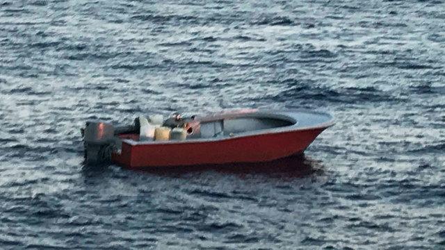 Coast Guard intercepts migrants from Sri Lanka near Florida