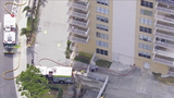 Fire reported at residential high-rise building in Sunny Isles Beach