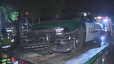 BSO deputy involved in crash with carjacking vehicle in Davie, authorities say